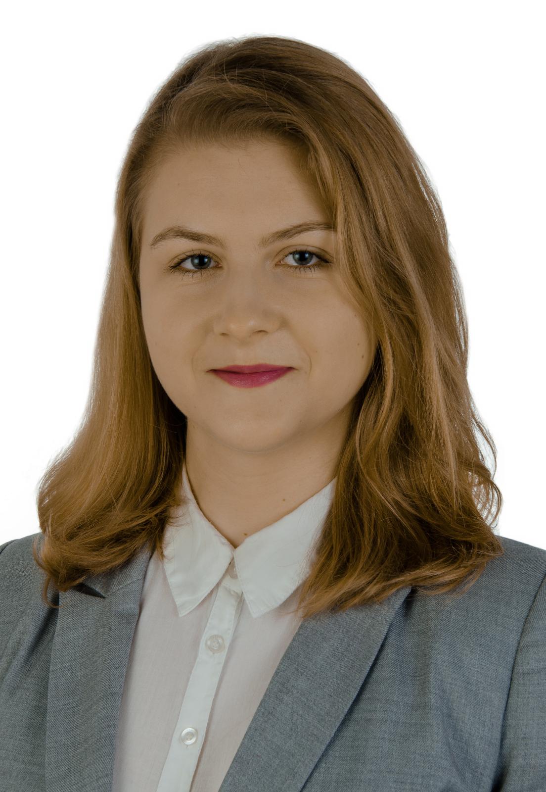 inż. Martyna Maksimowicz